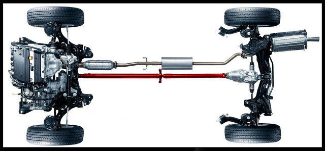 Regeneracja wału napędowego Honda