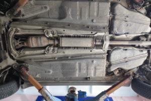 Regeneracja wału napędowego Volvo